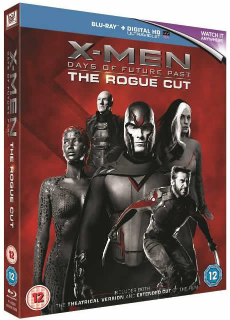 New Blu-ray and DVD releases July 13th 2015