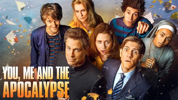 You Me and the Apocalypse Episode 2