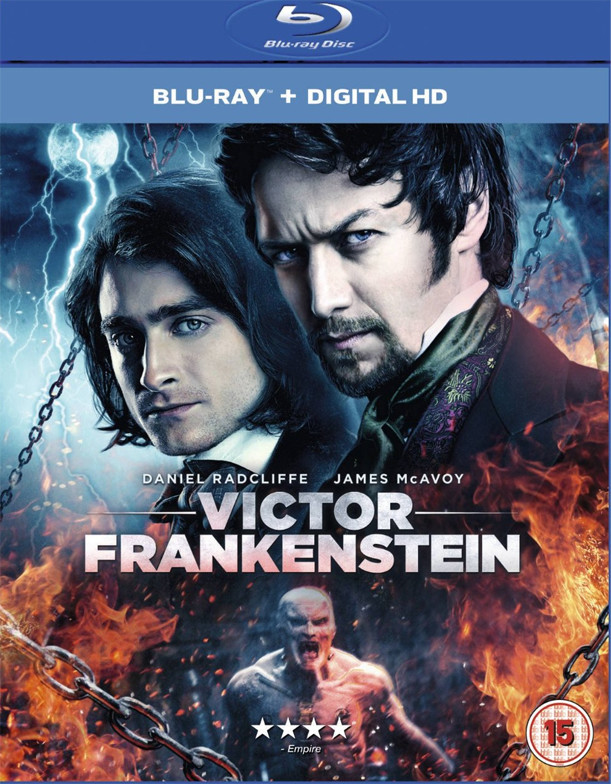 New Blu-ray and DVD releases April 11th 2016