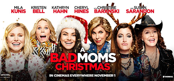 Bad Moms Christmas Dvd Release Date.Bad Moms Christmas The Dvdfever Cinema Review Serving Up