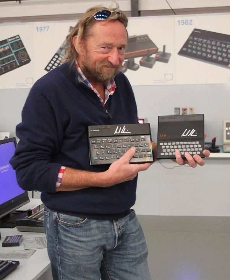 Rick Dickinson, ZX Spectrum designer, has passed away - DVDfever.co.uk