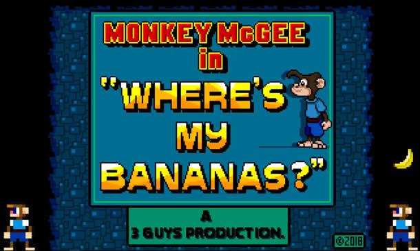 Monkey McGee