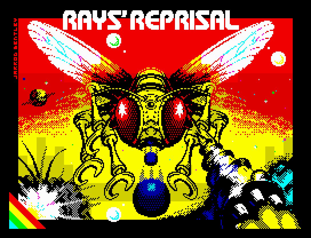 Rays' Reprisal