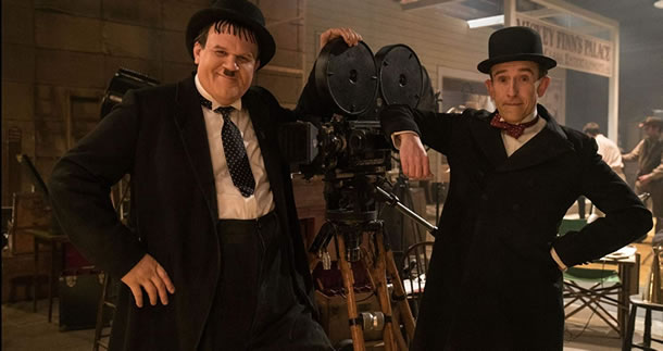 "Stan and Ollie – ""Moments Worth Paying For"" Trailer – Steve Coogan"