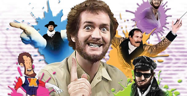 The Kenny Everett Video Show on DVD – The DVDfever Review