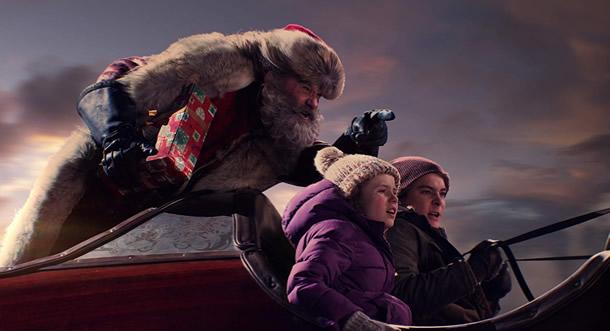 The Christmas Chronicles Dvd.The Christmas Chronicles The Dvdfever Cinema Review Kurt