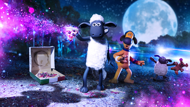 Shaun The Sheep 2: Farmageddon
