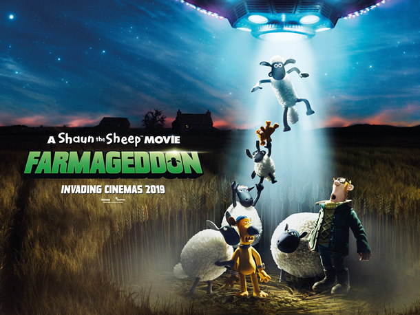 Shaun The Sheep 2: Farmageddon