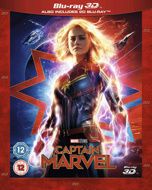New Blu-ray and DVD releases July 15th 2019