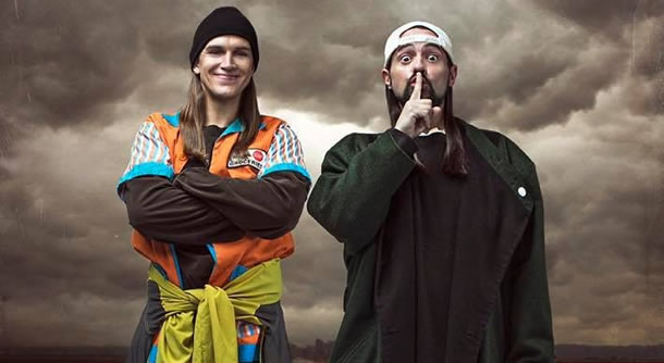 Jay & Silent Bob Are Back in Star-Studded 'Reboot' Trailer