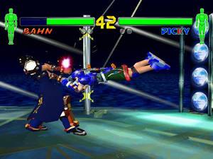 Fighting Vipers 2 - DVDfever co uk